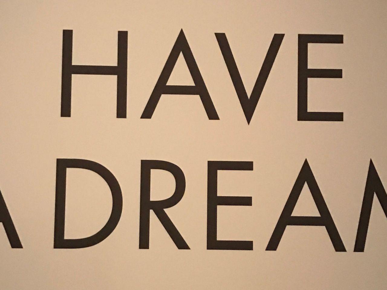 Våga stå fast vid din dröm