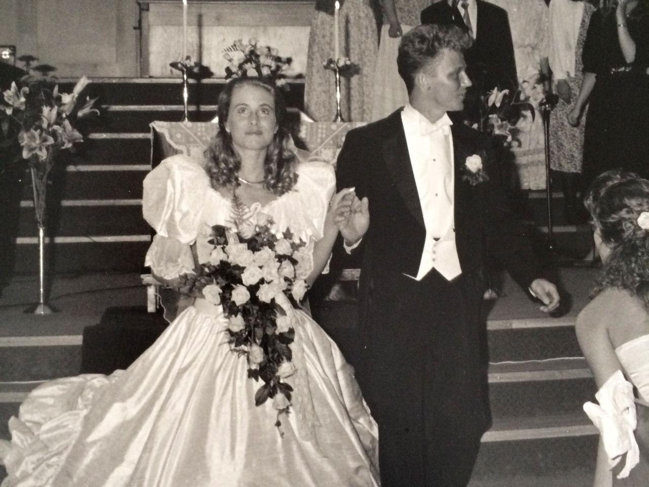 Bröllop 1991