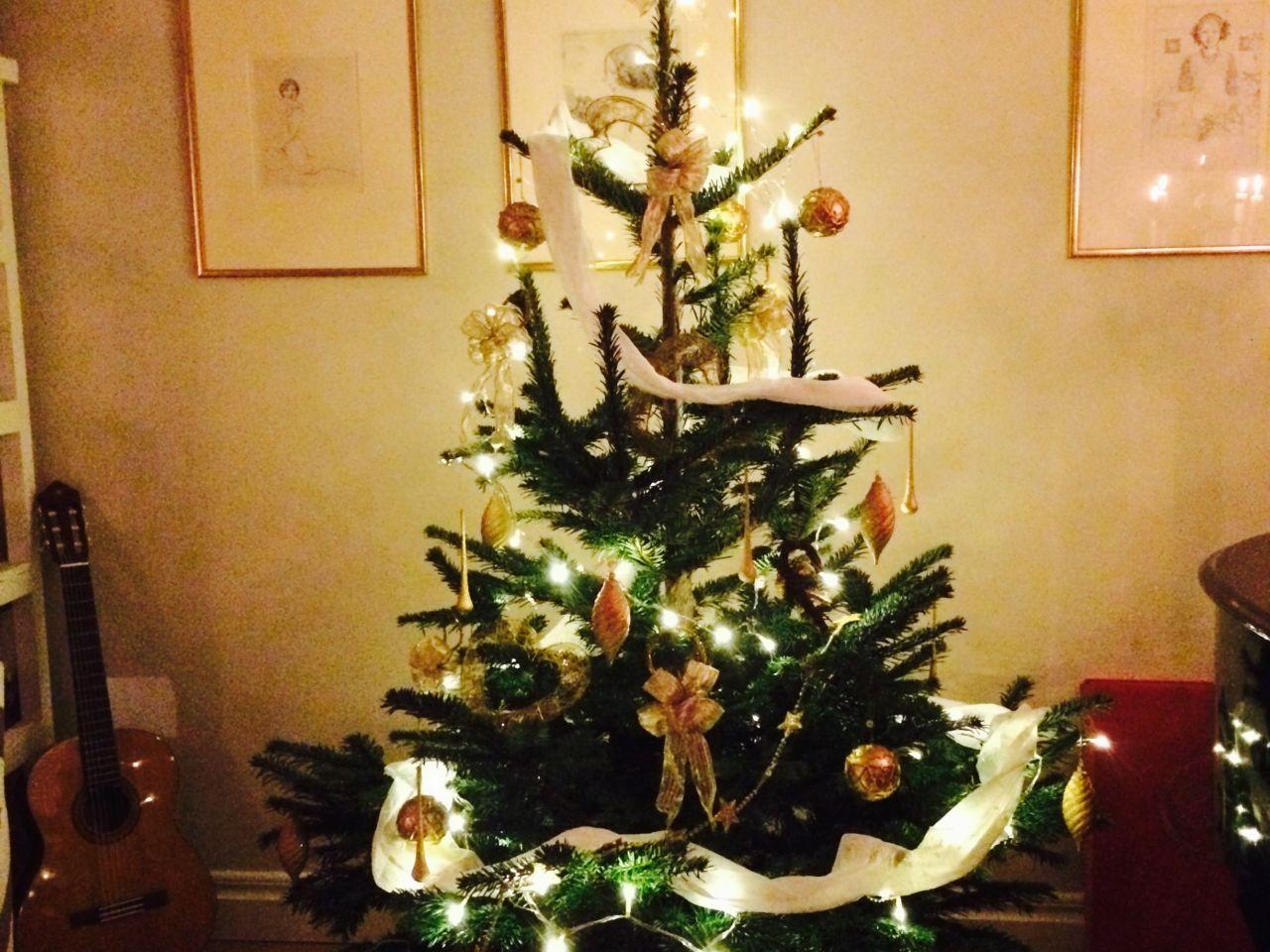 Jag vill önska dig en fridfull jul