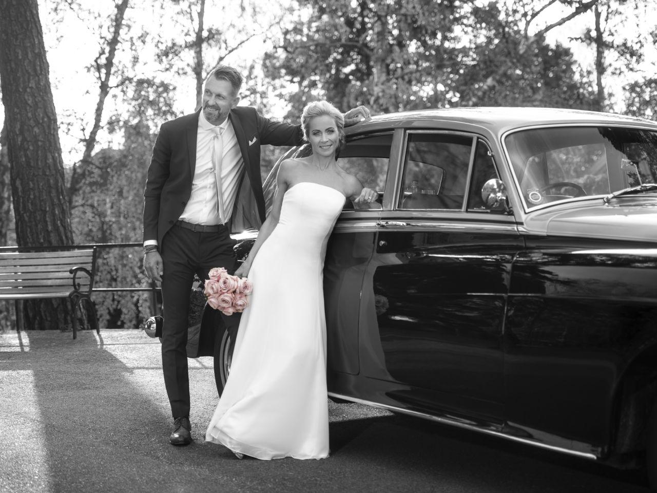 Mindre lycklig efter bröllopet?